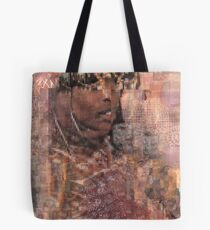 Pictograph Queen Tote Bag