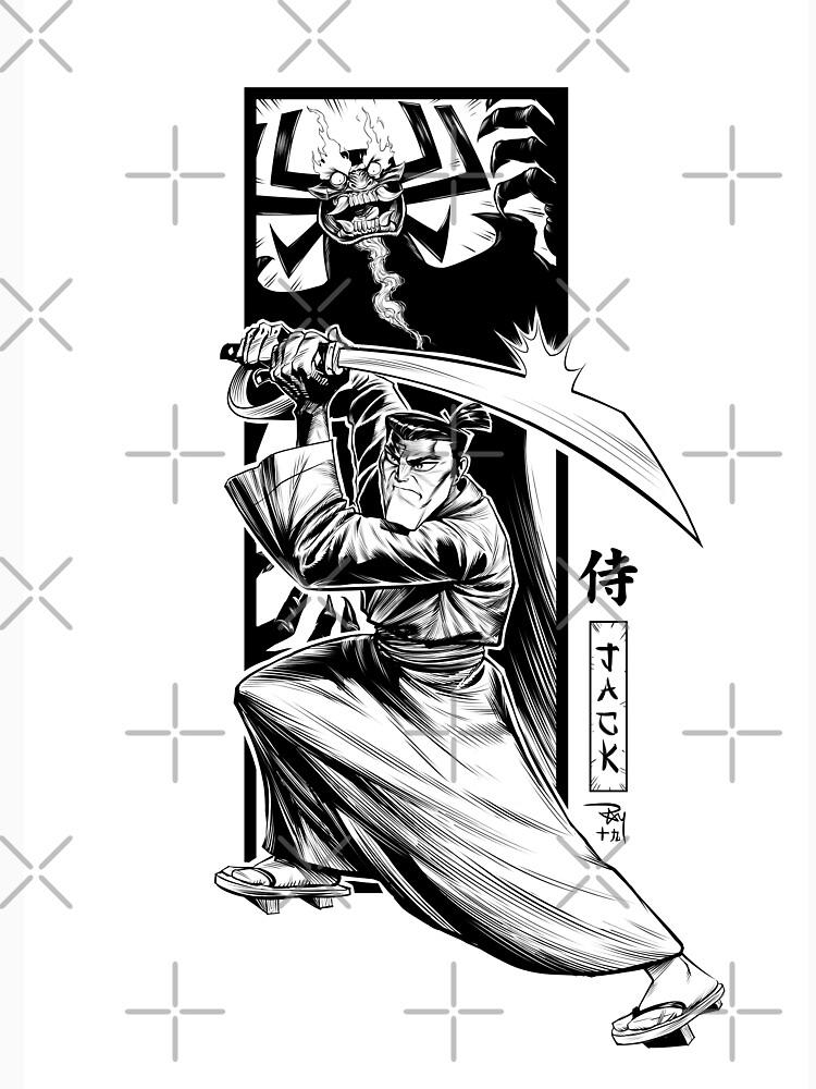 SAMURAI JACK by RayDillon