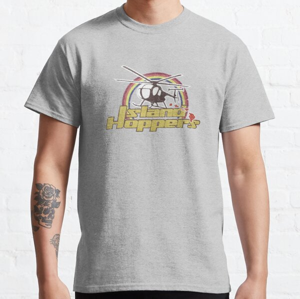 Magnum Island Hoppers (distressed) Classic T-Shirt