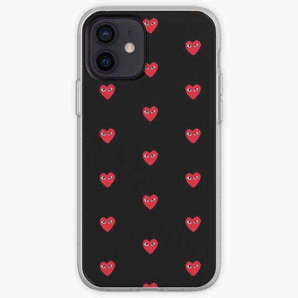 COMME DES GARCONS 4 iPhone Soft Case