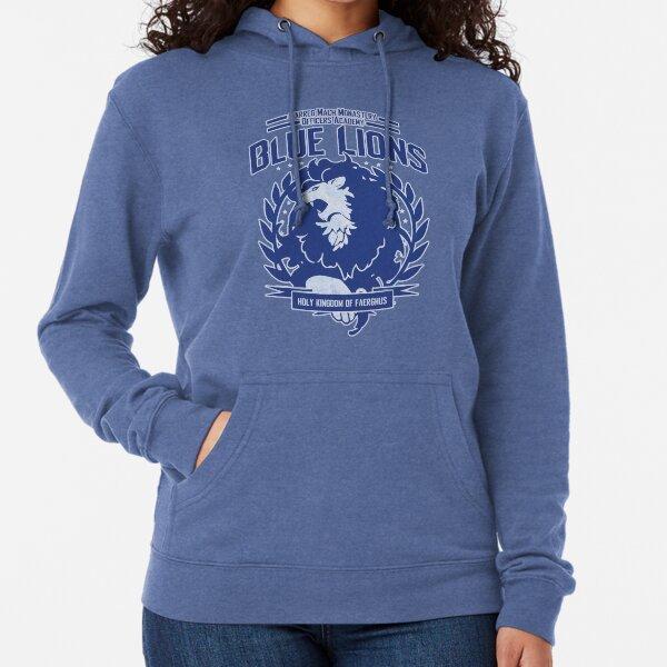 Blue Lions Class Lightweight Hoodie