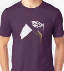Telecom Surrender To Technology Unisex T-Shirt