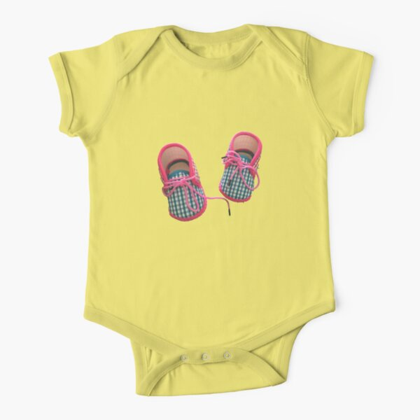Baby shoes Short Sleeve Baby One-Piece