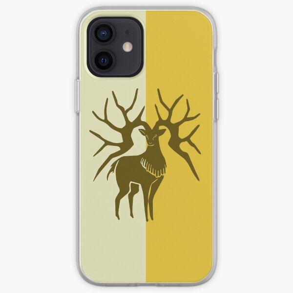 Golden Deer House (Fire Emblem: Three Houses) iPhone Soft Case