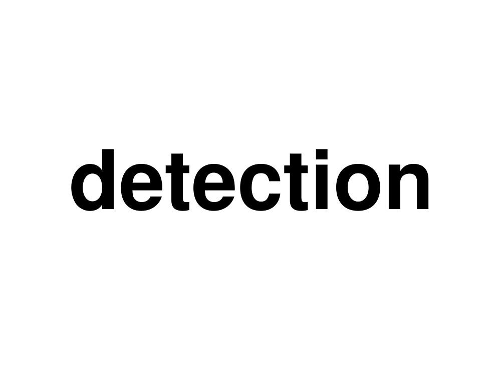 detection by ninov94
