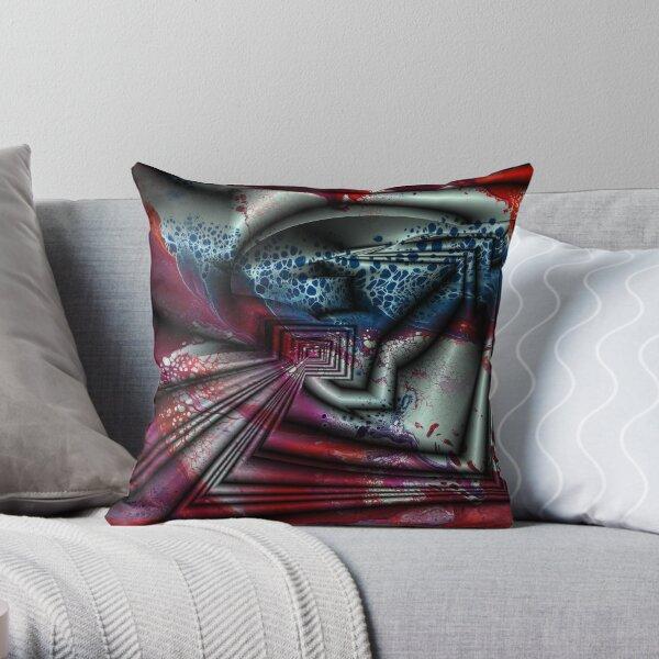 Folding Throw Pillow
