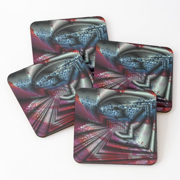 Folding Coasters (Set of 4)