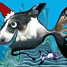 Christmas On Dogfish Reef by Juhan Rodrik