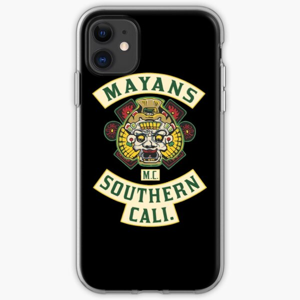 mayans mc Merch iPhone Soft Case