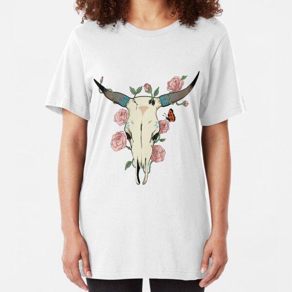 Desert Skull Slim Fit T-Shirt