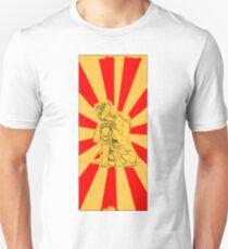 Rising Sun Buddha T-Shirt