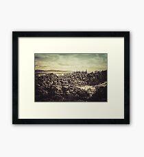 Thingvellir Framed Print