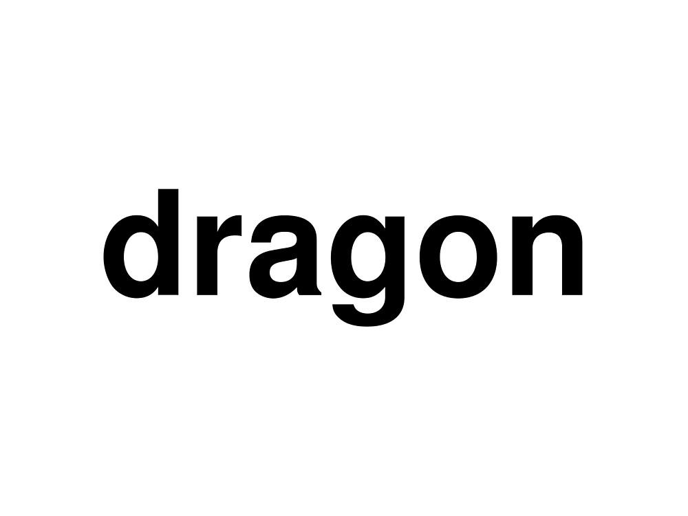 dragon by ninov94