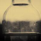 Olive Oil Bottle by Dragomir Vukovic