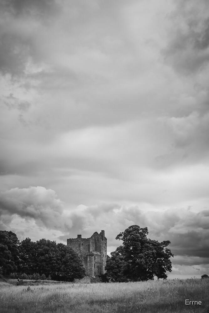 Craigmillar Castle by Errne