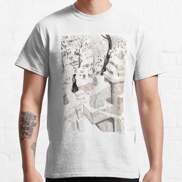 Cementerio Camiseta clásica