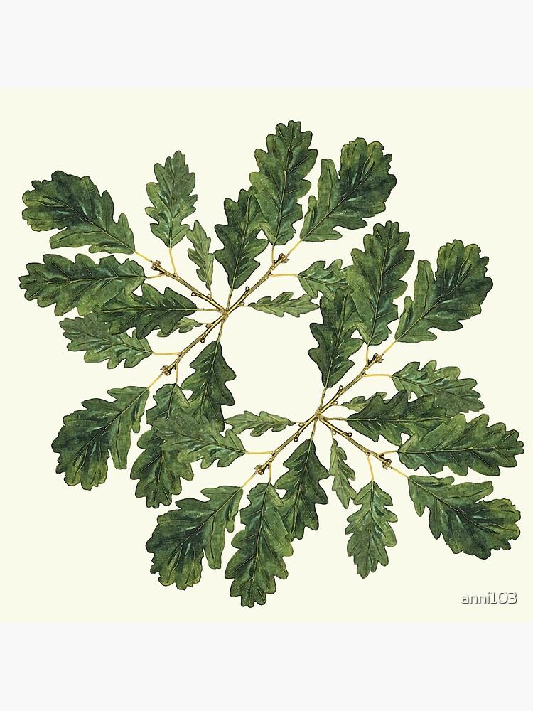 Oak leaf ensemble   by anni103