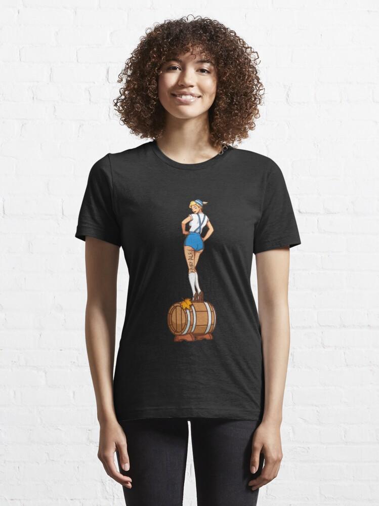 T-shirt essentiel ''Fairy Ale - Pale Ale': autre vue