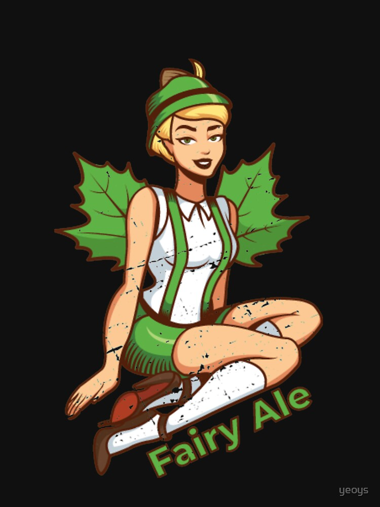 Fairy Ale - Pale Ale by yeoys
