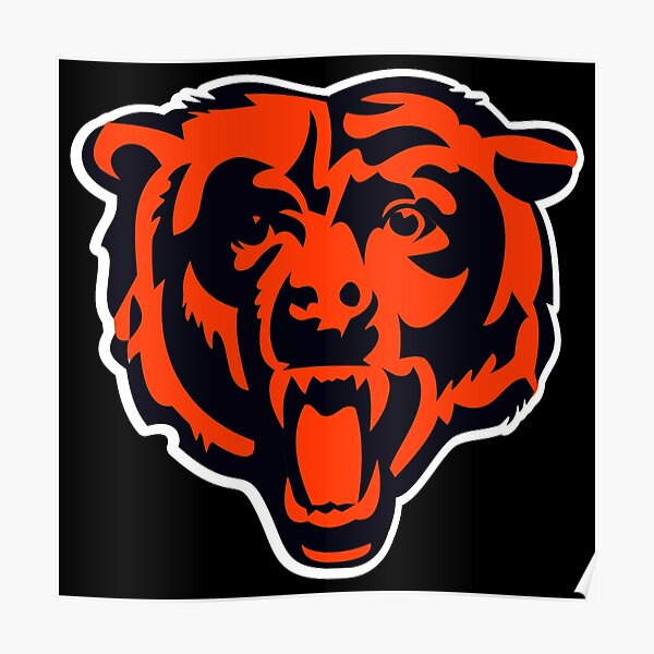 american wild chicago bear pack Poster
