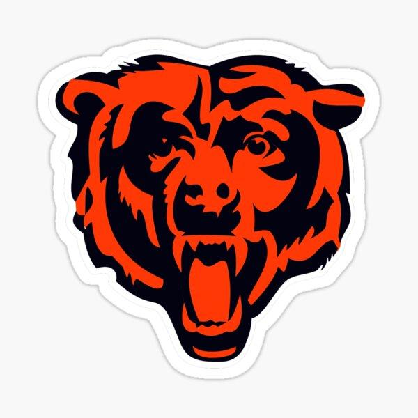 american wild chicago bear pack Sticker