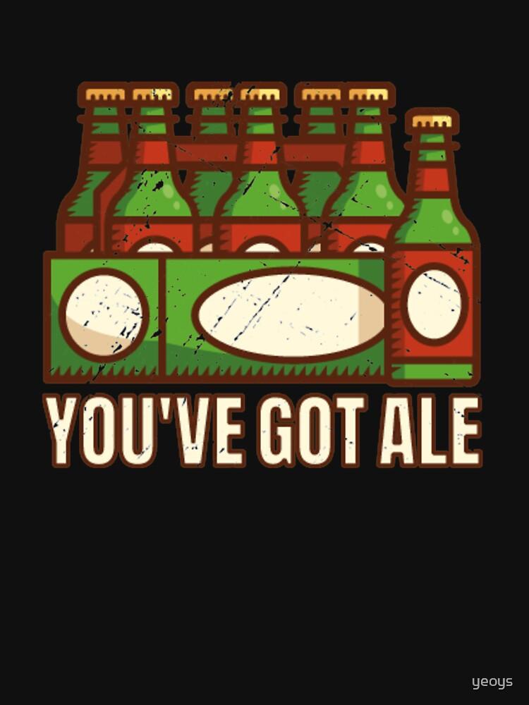 You've Got Ale - Pale Ale by yeoys