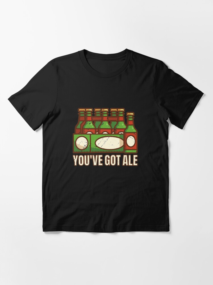 Alternate view of You've Got Ale - Pale Ale Essential T-Shirt
