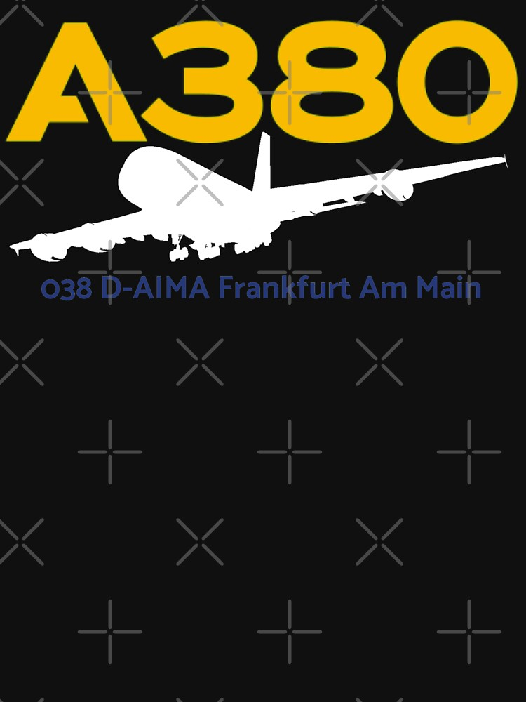 Airbus A380 038 D-AIMA (White)  by AvGeekCentral