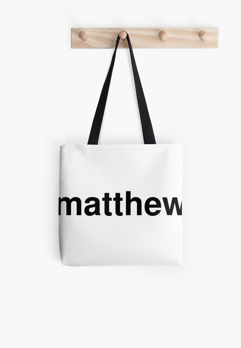 matthew by ninov94