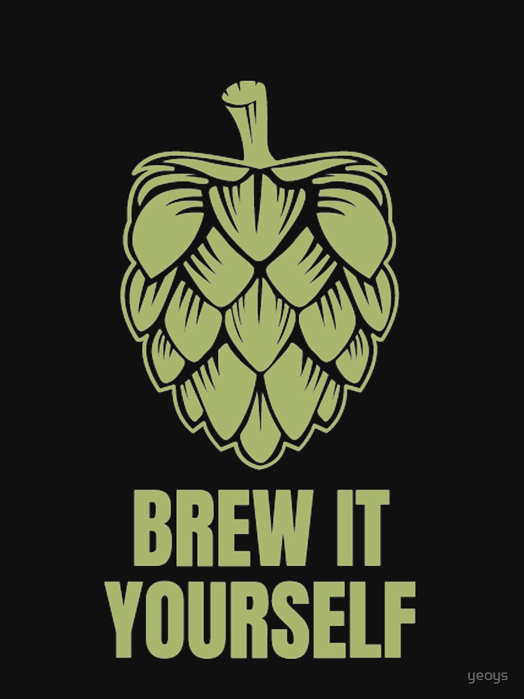 Brew It Yourself - Craft Beer von yeoys