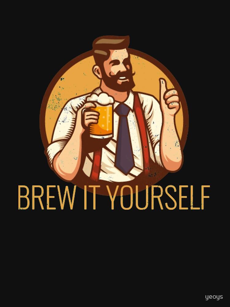 Brew It Yourself - Craft Beer von yeoys