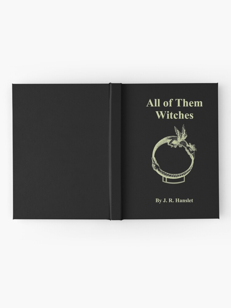 Alternate view of All of Them Witches Hardcover Journal