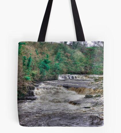 Aysgarth Falls  - Yorkshire Dales Tote Bag