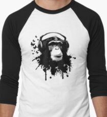 Monkey Business Men's Baseball ¾ T-Shirt