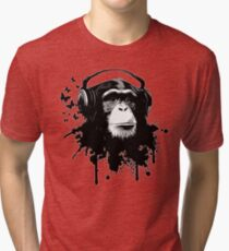 Monkey Business Tri-blend T-Shirt