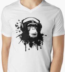 Monkey Business Men's V-Neck T-Shirt