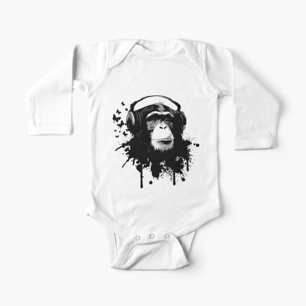 Monkey Business Baby One-Piece