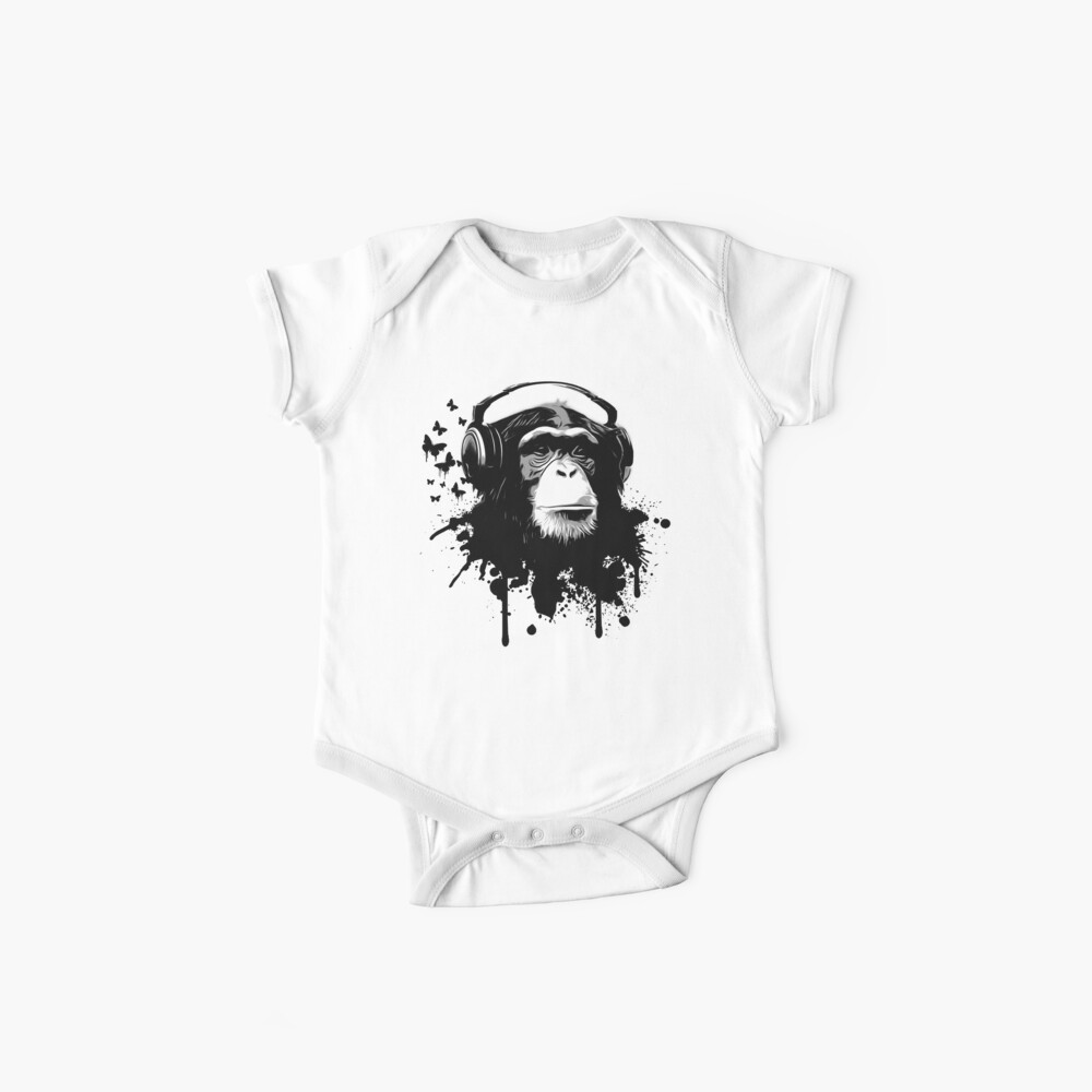 Monkey Business Baby One-Piece