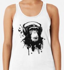 Camiseta con espalda nadadora Juego sucio
