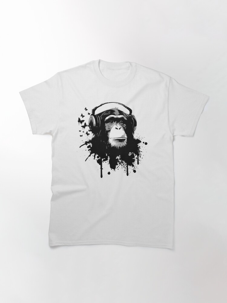 Alternate view of Monkey Business Classic T-Shirt