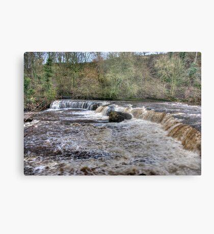 Aysgarth Falls - Wensleydale Metal Print