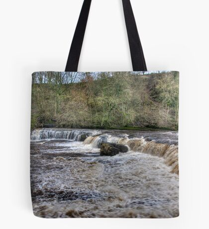 Aysgarth Falls - Wensleydale Tote Bag