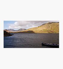 Connemara Rural Landscape Photography, Ireland Photographic Print