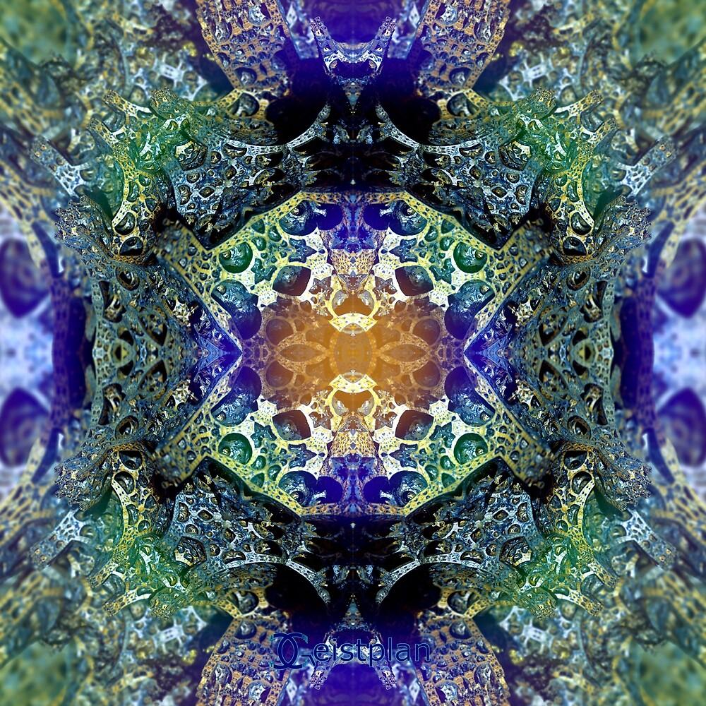 Mandala of satisfaction by Geistplan