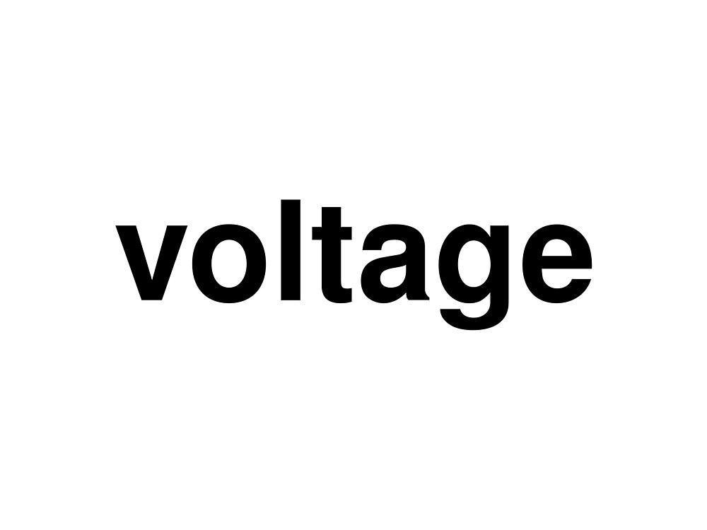 voltage by ninov94