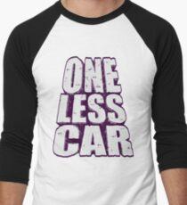 one less car 2 Men's Baseball ¾ T-Shirt