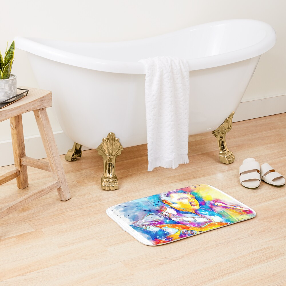 Elvis  Bath Mat
