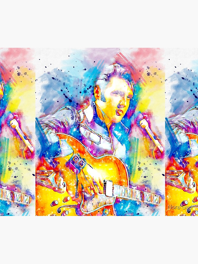 Elvis  by NoraMohammed