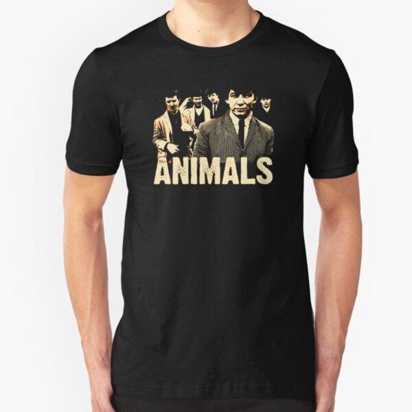 The Animals Slim Fit T-Shirt