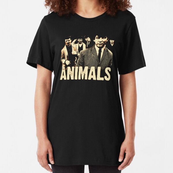 The Animals Slim Fit T-Shirt